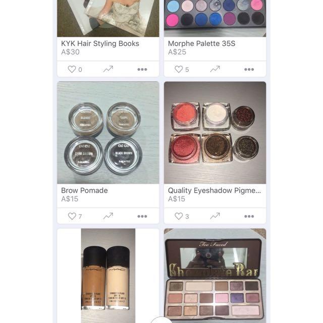 High-End Makeup MUST GO!!!