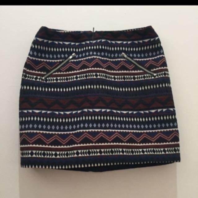 Hnm Mini Skirt