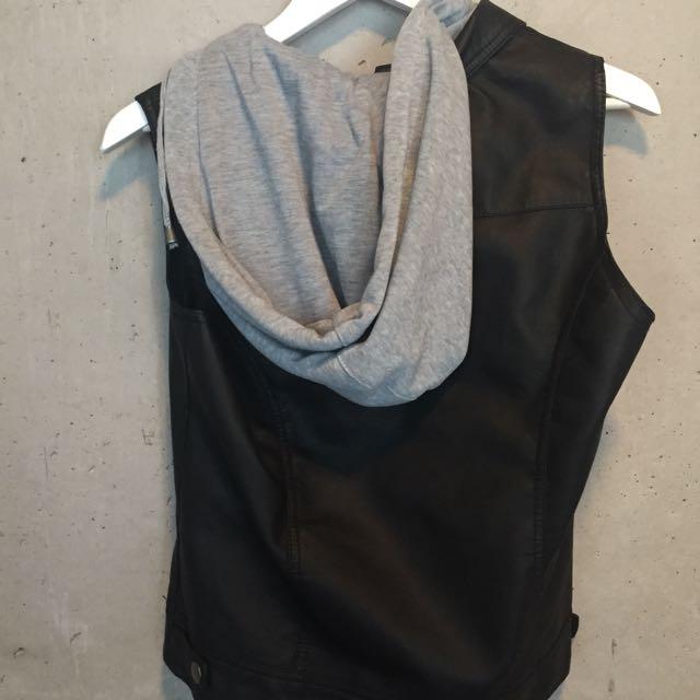 Hooded Vest New