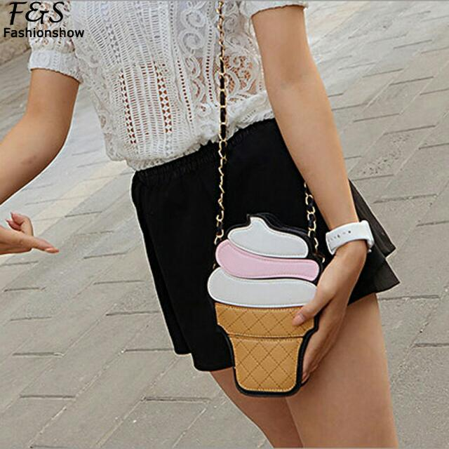 Ice Cream Sling Bag
