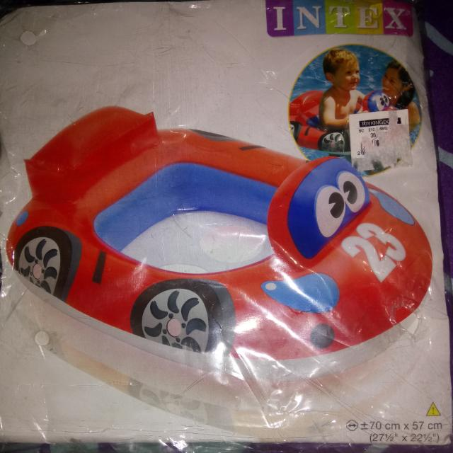 Intex Kiddie Boat Float