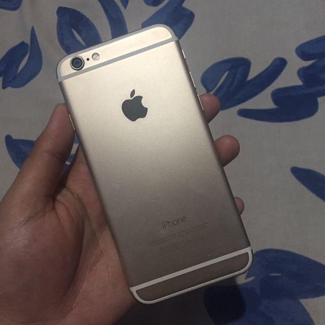 Repriced - iPhone 6 (F U) 16gb