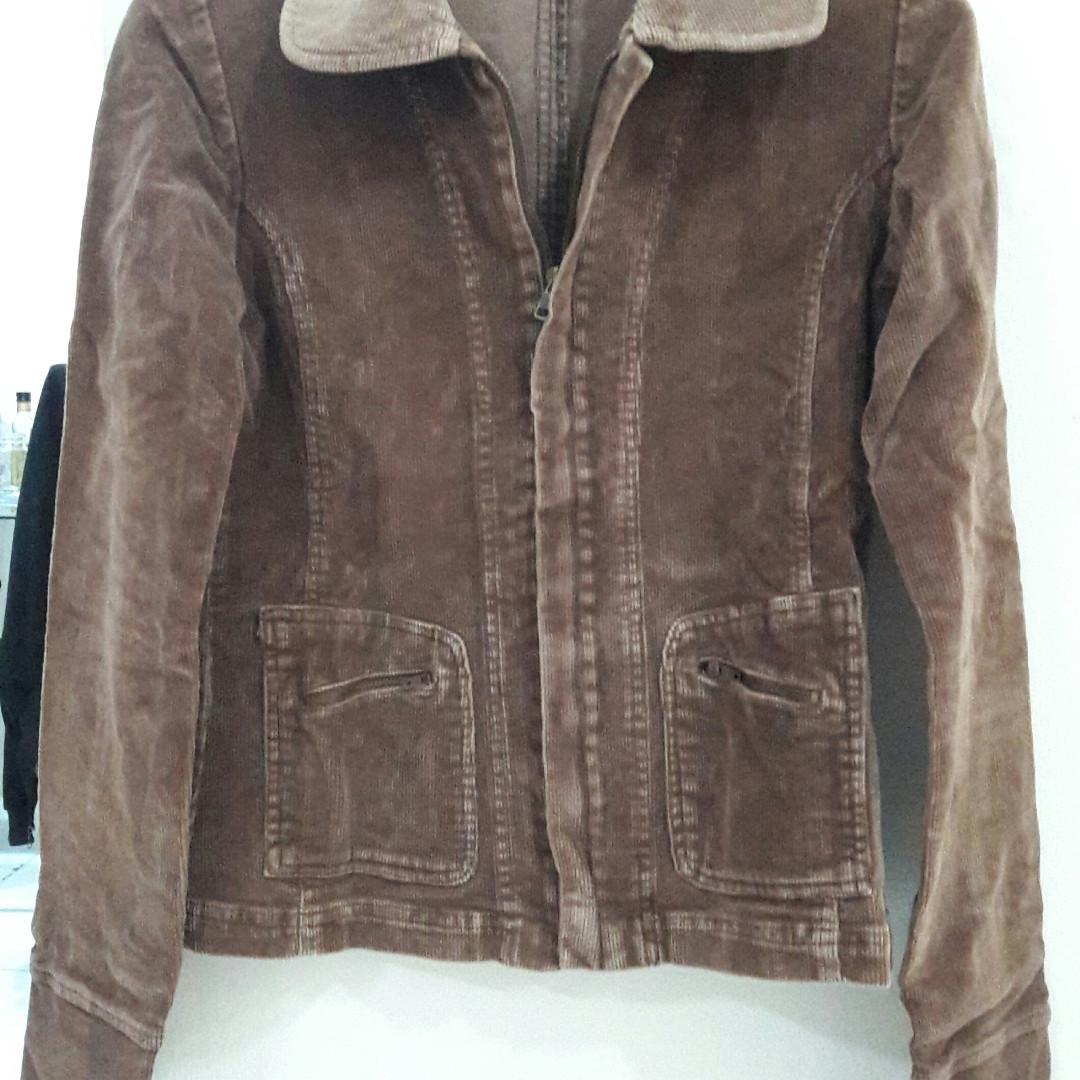 Jacket cordoroy