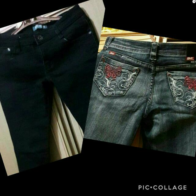 Jeans bundle size 28