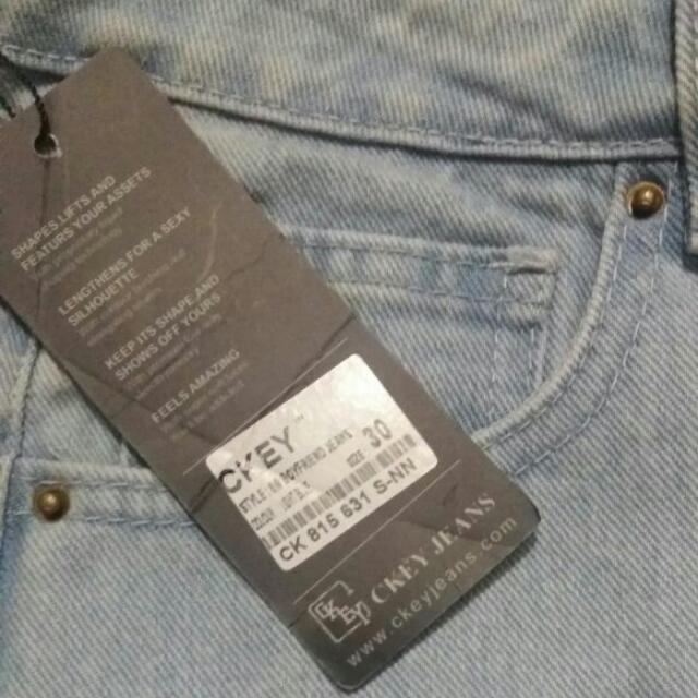 Jeans Rapped Blue