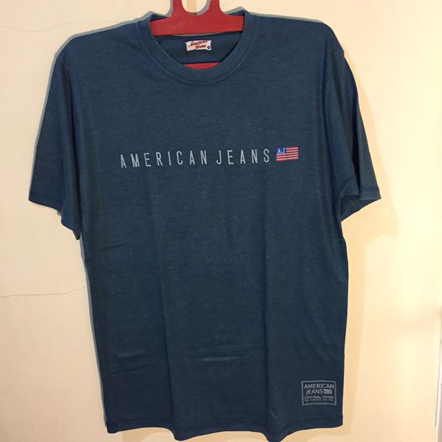 Denim T-Shirt by American Jeans