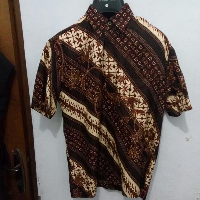 Kemeja Batik Krisna Wahyu