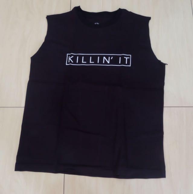 Killin It Tank