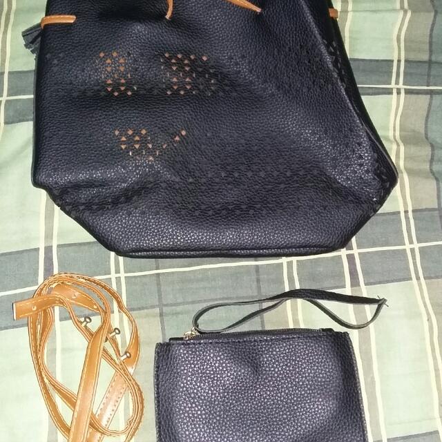 Korean 2n1 Bag