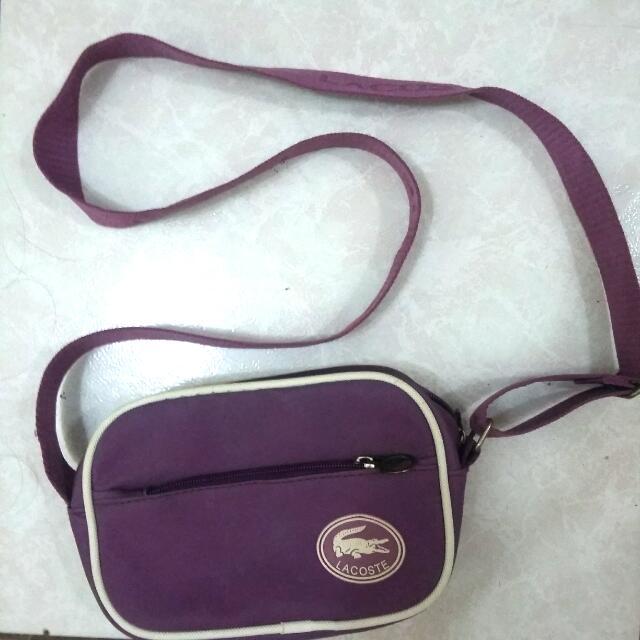 Lacoste Replica Sling Bag