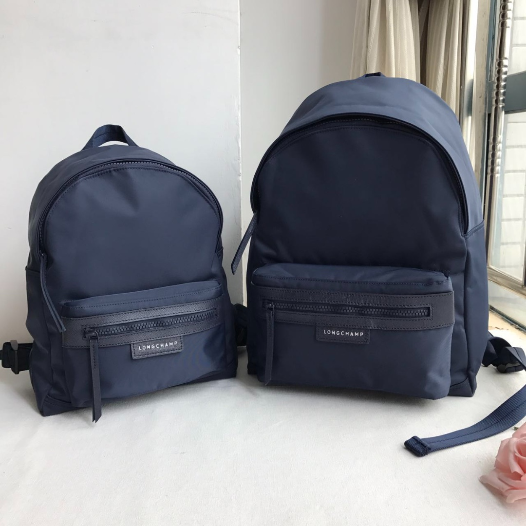 706dc8b039ee 12.12  88 Now! Longchamp Le Pliage Neo Backpack M - NAVY