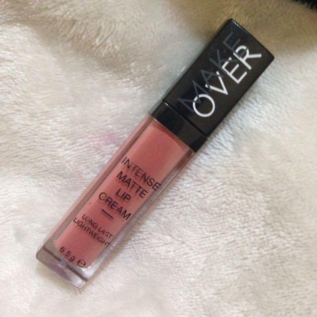 Make Over Intense Matte Lipstick