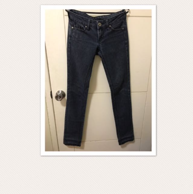 Mango Denim Pants