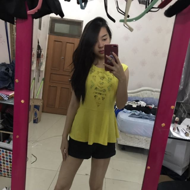 MDS YELLOW TOP