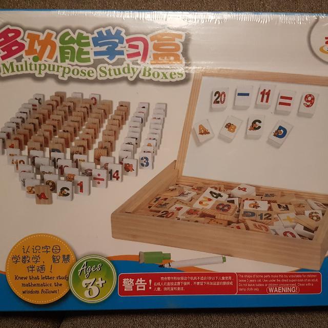 Multipurpose Study Box