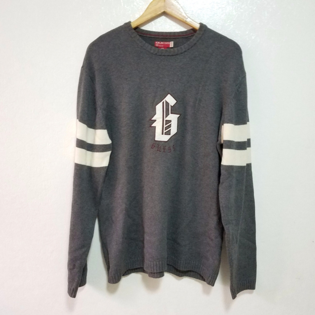 MUST BUY! Guess Knitted Pullover - Original