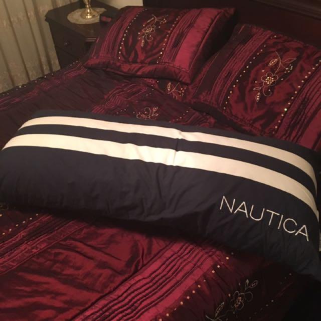 Nautica Long Pillow
