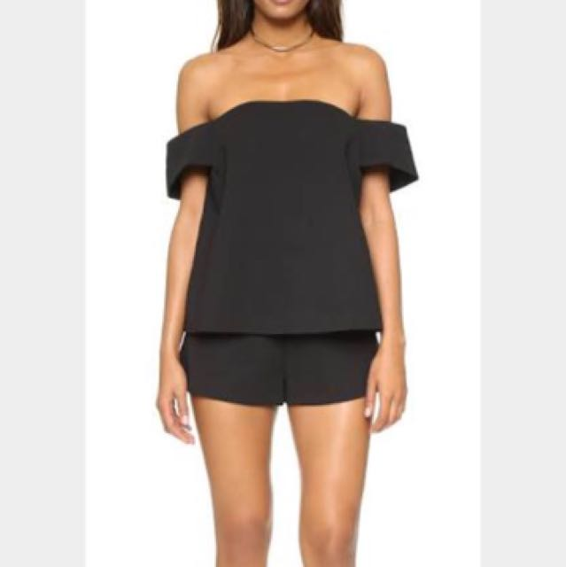 BNWT C/MEO COLLECTIVE PALISADES TOP