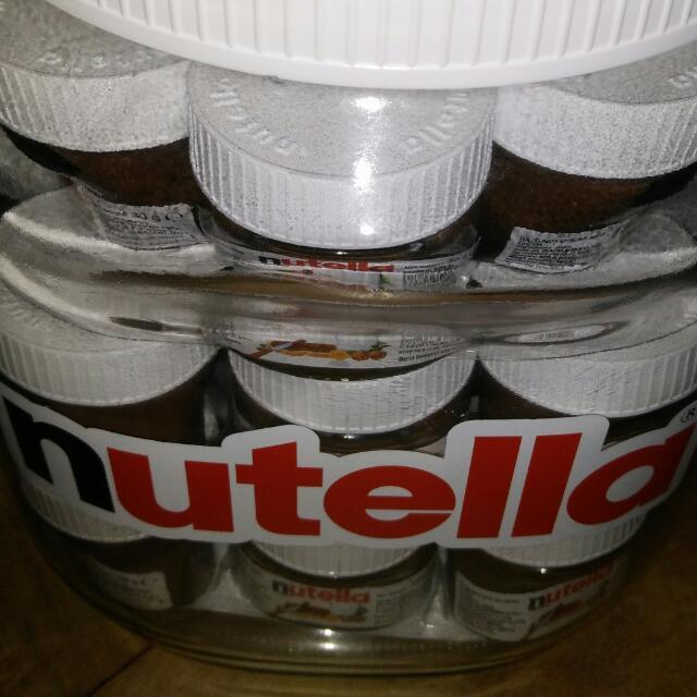 Nutella MINIS