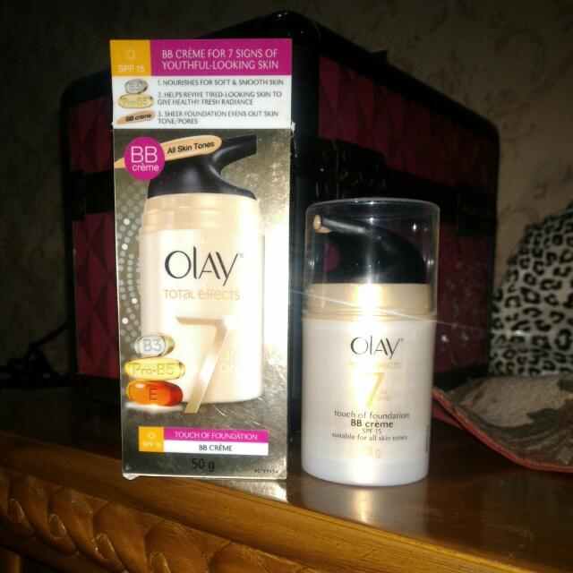 Olay BB Cream Total Effects