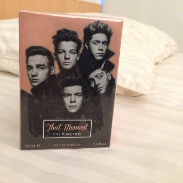 One Direction: That Moment Perfume