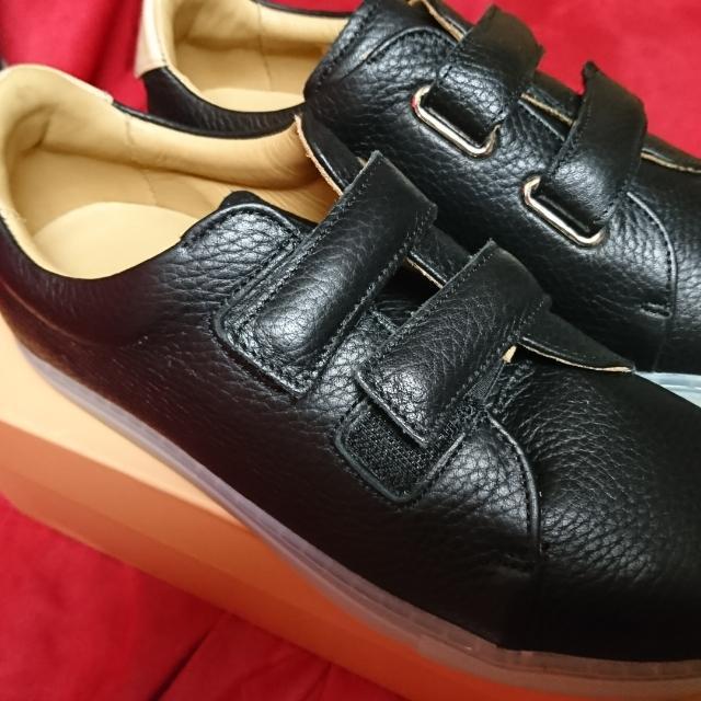 PAIRS IN PARIS 黑色平底鞋