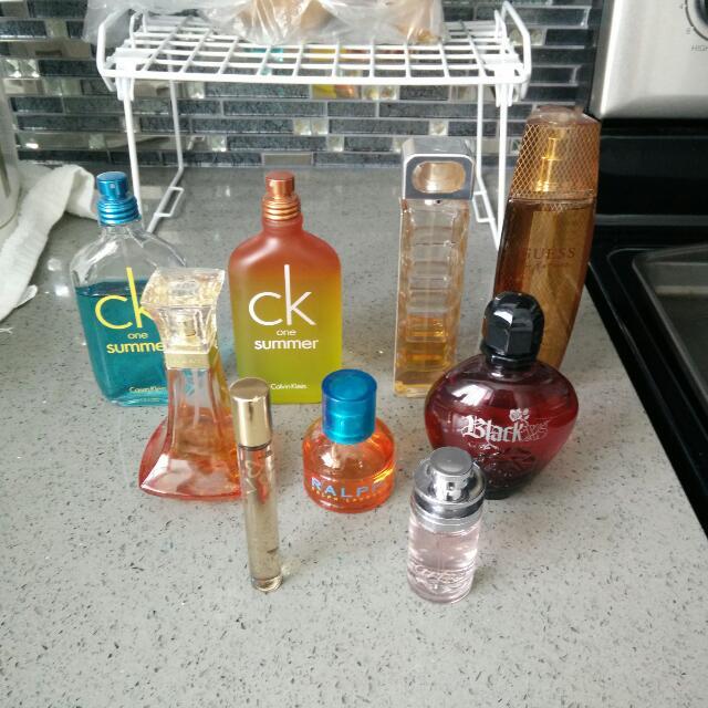 Perfumes!