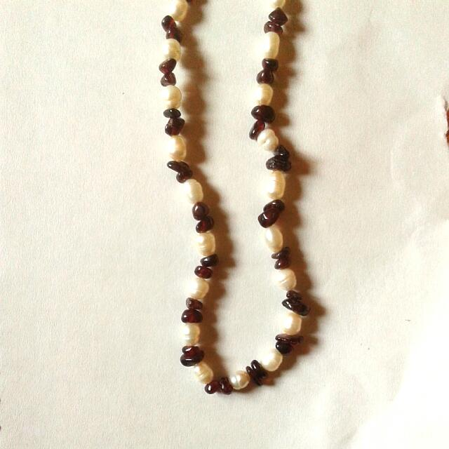 Perl Bead Necklace