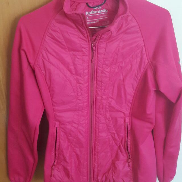 Pink Kathmandu Jacket