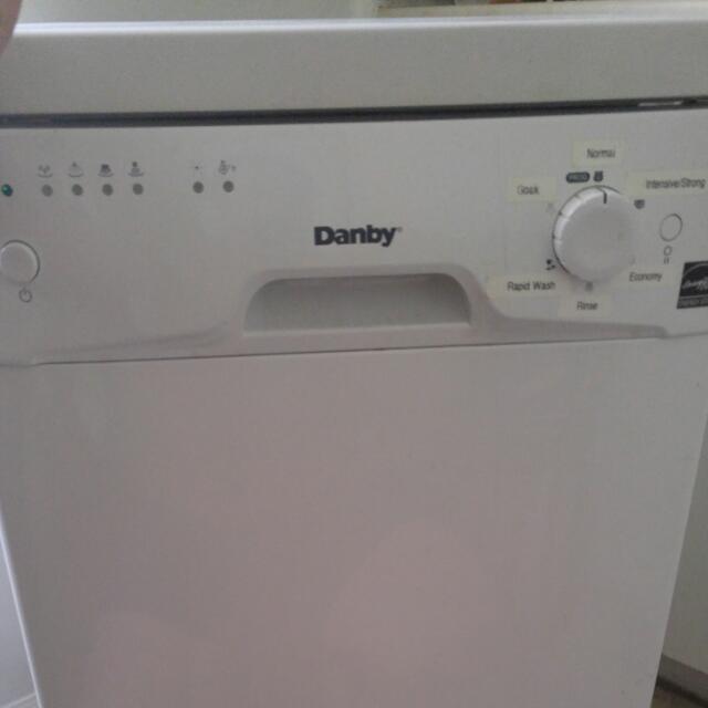 Portable Dishwasher (Danby)