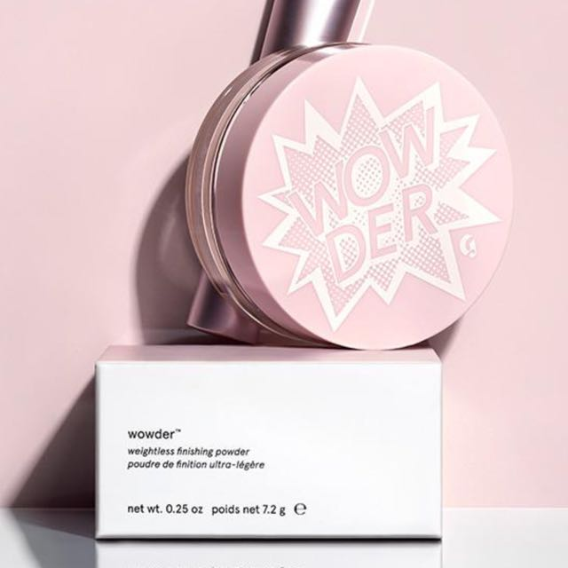 Pre-Order! Glossier Wowder/Wowder Duo (with Brush)