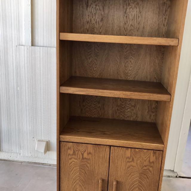 RARE  Extra Deep Bookcase