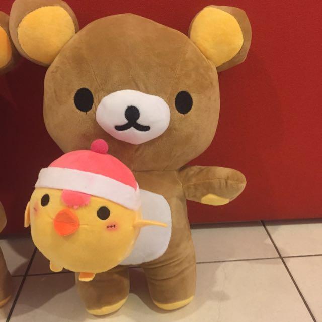 Rilakkuma Bear Soft Toys