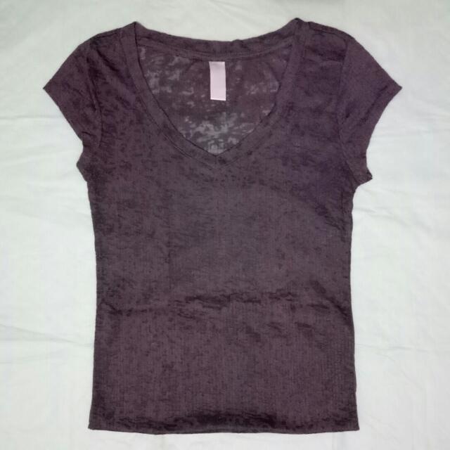 See-through Shirt 😊