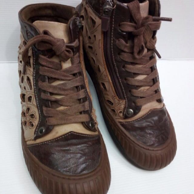 Sepatu Kulit Aslii