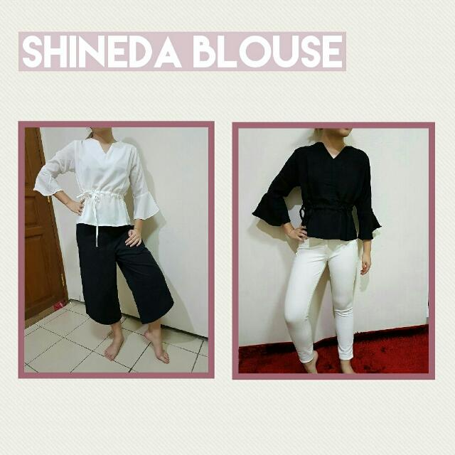 Shineda blouse