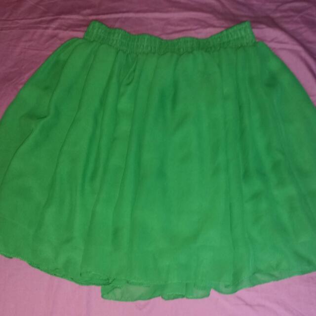 Skater Style Skirt