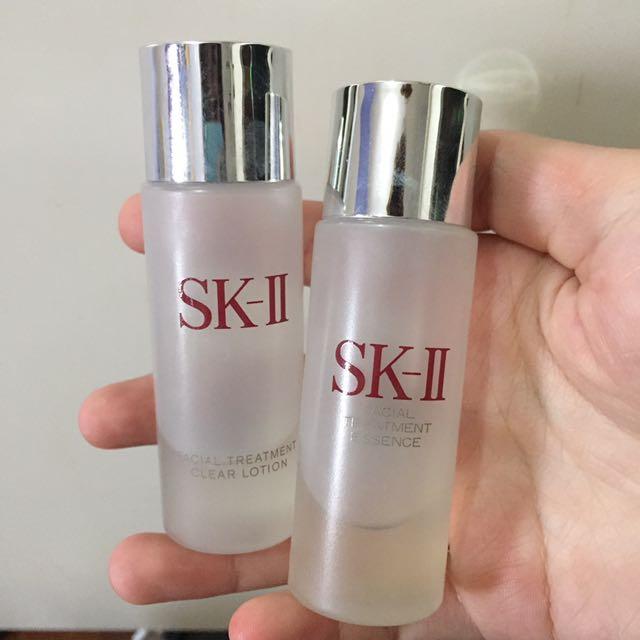 SK-II FTE & FTCL