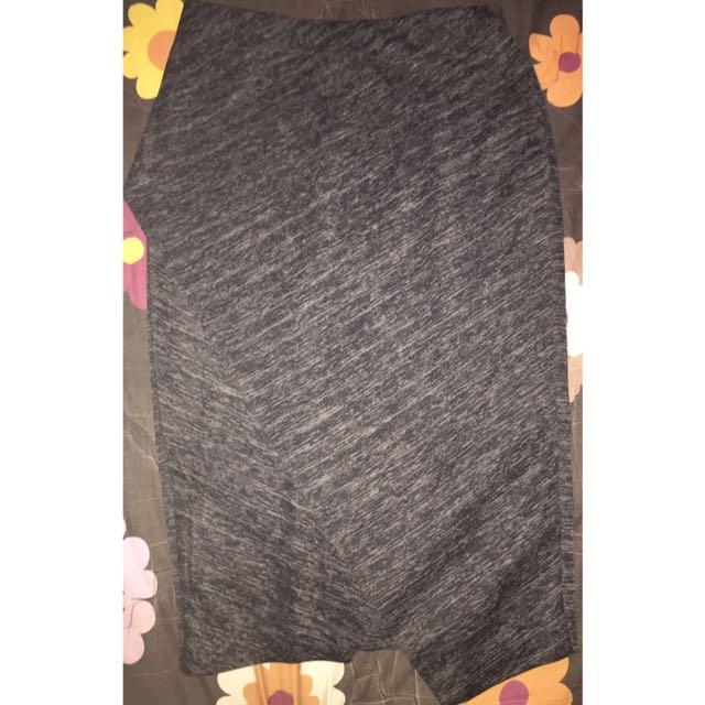 Skirt: H&M