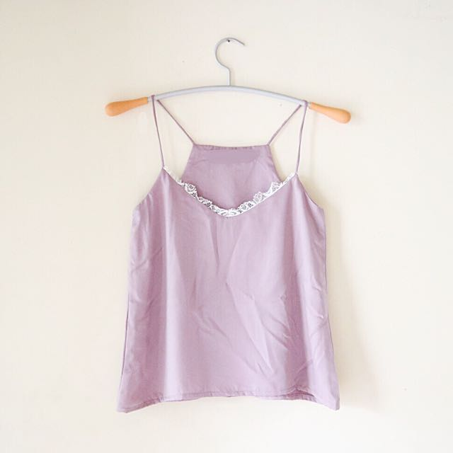 Soft Purple Tank