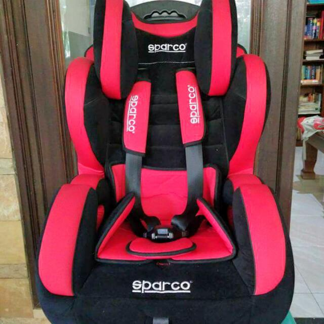 SPARCO Car Seat