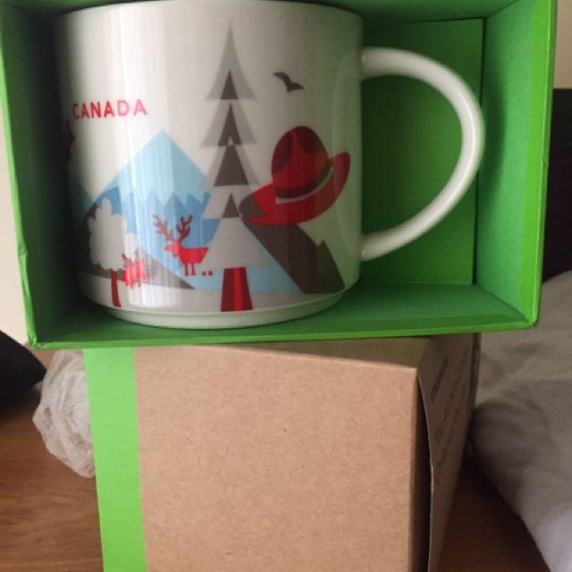 Starbucks Canada Mug