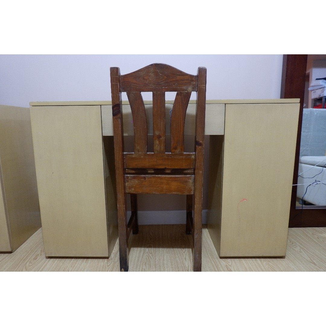 Study Table with Chair