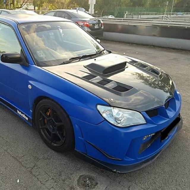 Subaru Impreza Sti 6Speed