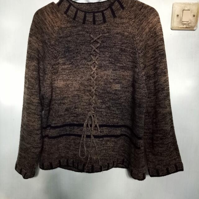 Sweater Rajut Unbranded