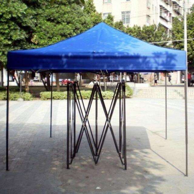 tenda makanan, tenda portable, tenda booth