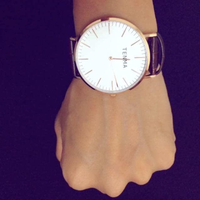 TENMA對錶