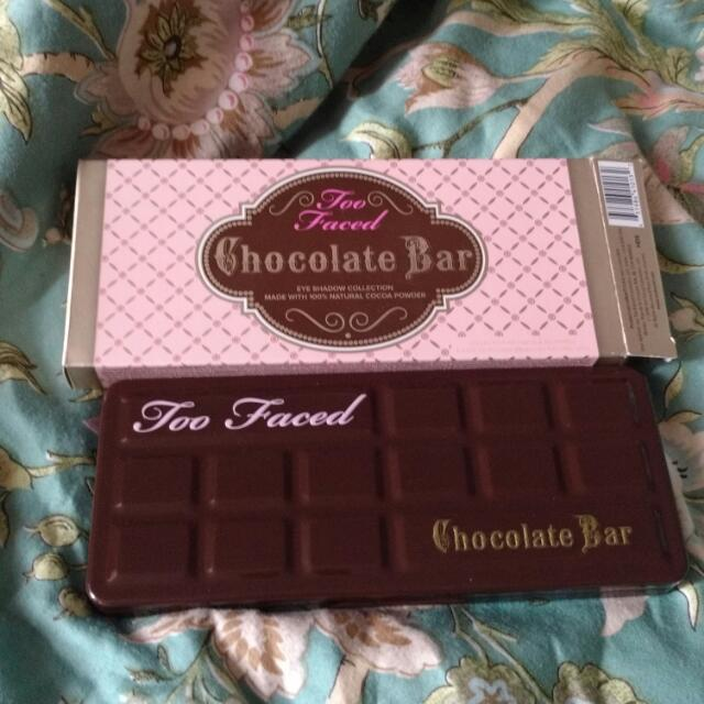 Too Faced Chocolate Pallete