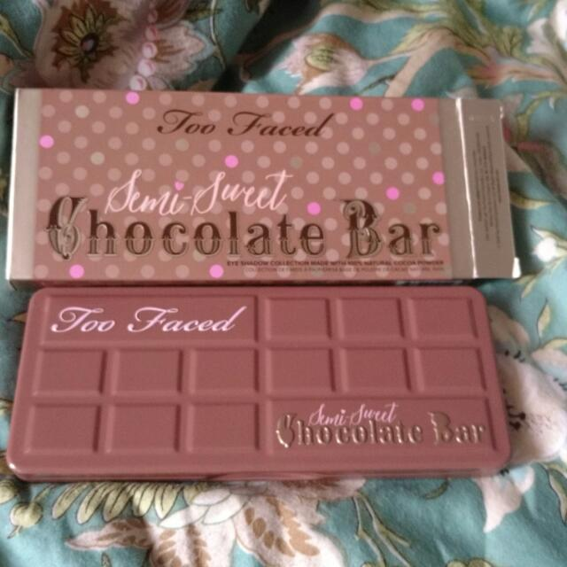 Too Faced Semi Sweet Chocolate Pallete