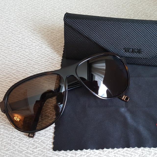 2f724d05de4 TUMI Sunglasses For Men Brown Polarized